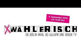 Trailer: WÄHLERISCH - Die Berlin Wahl (2016)