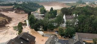 Kirchen helfen nach Starkregen