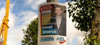 Alternative für Deutschland, la coperta corta della destra tedesca