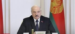 Druck auf Kritiker: Lukaschenko radiert weitere NGOs aus