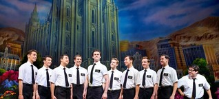 The Book of Mormon in Aarhus: Should it all be laughed away?   Jutland Station