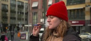 E-Zigarette: Gesündere alternative oder Marketing-Trick? | DW | 08.12.2020