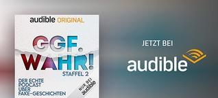 GGF. WAHR! - Die Fake-Agentur