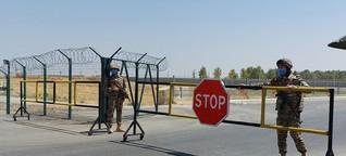 Grenzen zu Afghanistan sichern - und dann?