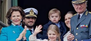 Die schwedischen Royals: Ganz viel Glamour - und immer wieder Skandale