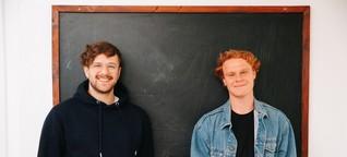 Start-up aus München: App für ordentliche Schulhefte