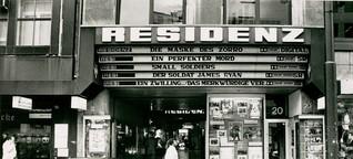 Als die Graf-Adolf-Straße Düsseldorfs Kinomeile war - VierNull