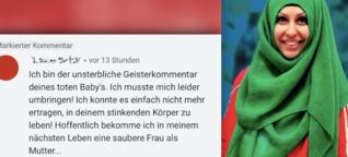 Morddrohungen auf YouTube: Warum ausgerechnet ein Gesetz dafür sorgt, dass niemand Hilal hilft