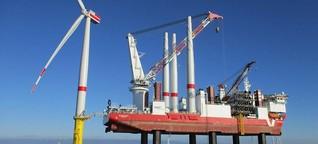 America First in der Offshore Windkraft