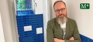 Unisex-Toilette verhindert Café-Eröffnung an Museum
