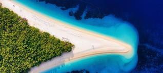 Die zehn schönsten Strände Kroatiens