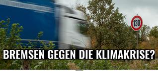 Faktencheck: Alle Fakten Pro und Kontra Tempolimit - Klima, Unfälle, Zustimmung
