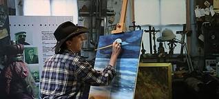 Malen wie von Geisterhand - Veröffentlichung