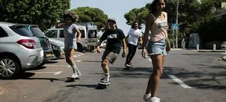 Israels Skaterinnen: Vereint durchs Board