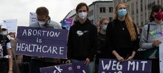 Abtreibungsgegner in der Defensive (neues deutschland)