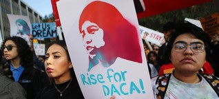 """""""Dreamer"""" in den USA: Kein Land für junge Träumerinnen"""