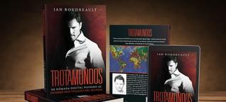 ¡Lanzamiento del libro: TROTAMUNDOS! - Ian Boudreault cuenta sus 17 años en la carretera mientras visita todos los países del mundo