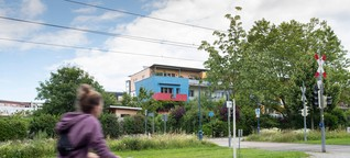 This German neighborhood has everything. Except cars. - Experience Magazine