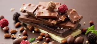 Süsse Träume - die Wissenschaft der Schokolade