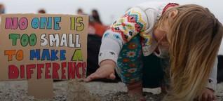 Großteil der Menschen unter 25 hat Angst vor Klimakrise