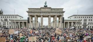 Diese Demos stehen in Berlin am Freitag und Samstag an