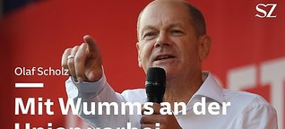 Bundestagswahl 2021: Wie Olaf Scholz an Laschet vorbeigezogen ist