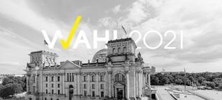 Bundestagswahl 2021 - CORRECTIV