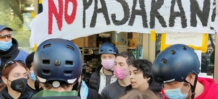 Gorillas-Rider streiken wieder in Berlin