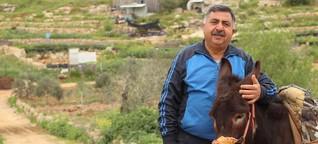 Das erste palästinensische Ökodorf