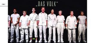 "Theater #3: ""Staging Democracy"", Lichthof Theater Hamburg"
