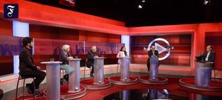 """TV-Kritik """"Hart aber fair"""": Noch Politik oder doch schon der Bachelor?"""