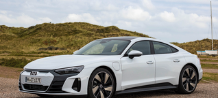 Fahrbericht: Audi e-tron GT auf der Langstrecke - electrive.net