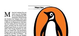 Feature über den Penguin Verlag