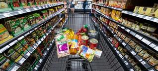 Teuer-Schock durch Inflation: Hier tut's im Portemonnaie besonders weh