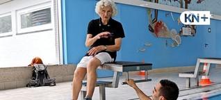 Das ist das Geheimnis von Deutschlands ältester Schwimmtrainerin