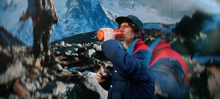 Neues Album von Gruff Rhys: Fanfaren für einen Vulkan