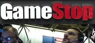 Was hinter dem Run auf Gamestop-Aktien steckt