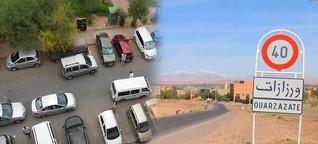 المجلس الجماعي لورزازات يعلن أن مواقف السيارات في المدينة بالمجان