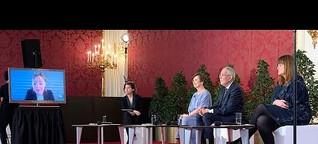 Internationaler Frauentag 2021 in der Hofburg