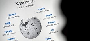 Männer unter Männern über Männer: Der Gender-Gap auf Wikipedia