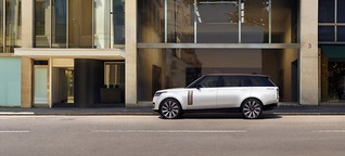 Colin-on-Cars - Super luxury styling for new Range Rover